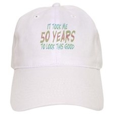 Unique 50 years old Baseball Cap