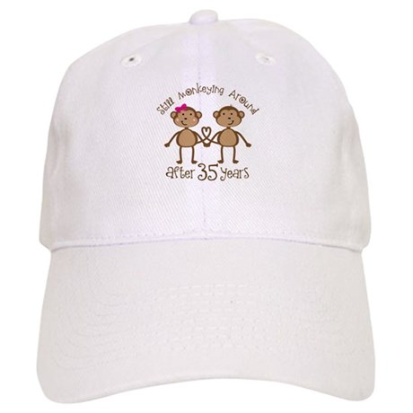 35th Anniversary Love Monkeys Cap