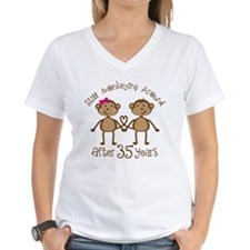 35th Anniversary Love Monkeys Shirt