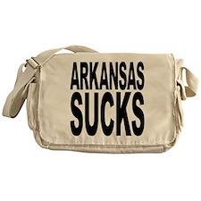 Arkansas Sucks Messenger Bag