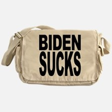 Biden Sucks Messenger Bag