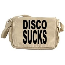 Disco Sucks Messenger Bag