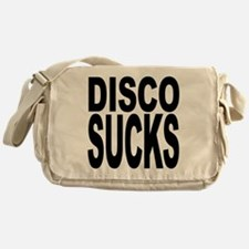 Disco Sucks Messenger Bag