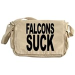 Falcons Suck Messenger Bag