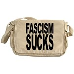 Fascism Sucks Messenger Bag