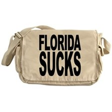 Florida Sucks Messenger Bag