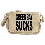 Green Bay Sucks Messenger Bag