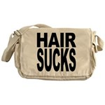 Hair Sucks Messenger Bag