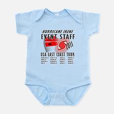 Hurricane Irene Infant Bodysuit