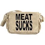 Meat Sucks Messenger Bag