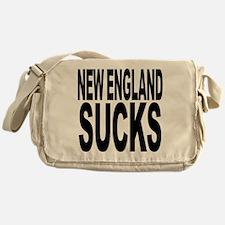 New England Sucks Messenger Bag