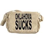 Oklahoma Sucks Messenger Bag