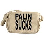 Palin Sucks Messenger Bag