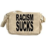 Racism Sucks Messenger Bag