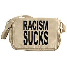 Racism Sucks Messenger Bag