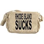 Rhode Island Sucks Messenger Bag