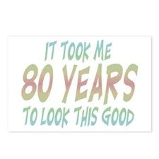 Cool 80's Postcards (Package of 8)