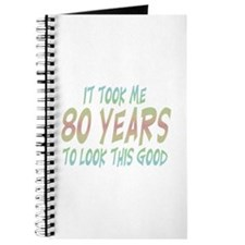 Unique 80 year olds Journal