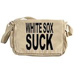 White Sox Suck Messenger Bag