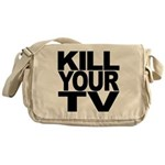 Kill Your TV Messenger Bag