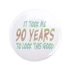 """Funny Years 3.5"""" Button (100 pack)"""