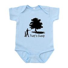 That's Shady Infant Bodysuit