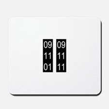 911_nyc_ten Mousepad