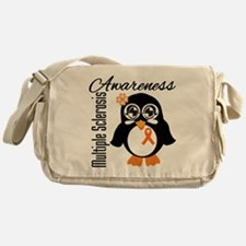 Penguin Multiple Sclerosis Messenger Bag