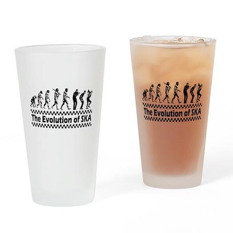Evolution of SKA Drinking Glass
