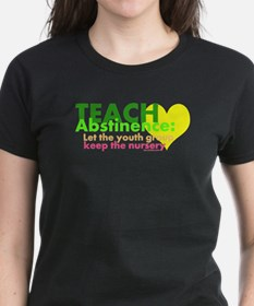 Teach Abstinance Tee