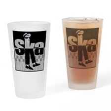 SKA Dancing 1 Drinking Glass