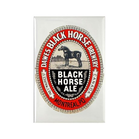 Canada Beer Label 6 Rectangle Magnet (10 pack)