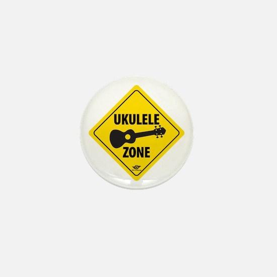 Ukulele Zone Mini Button