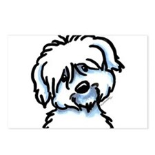 Coton de Tulear Funny Postcards (Package of 8)