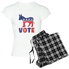 Democrat Vote 2 Pajamas