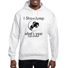 I Show Jump Hoodie