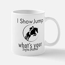 I Show Jump Mug