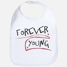 Forever Young Bib