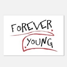 Forever Young Postcards (Package of 8)