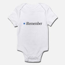 iRemember Memorial Day Infant Creeper