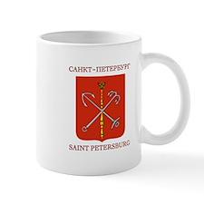 St. Petersburg (simple) Mug