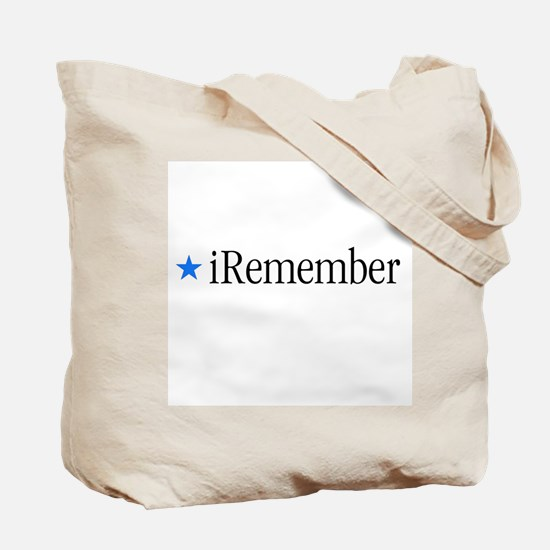 iRemember Iwo Jima Memorial Tote Bag