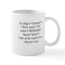 Nerd Pride html Mug