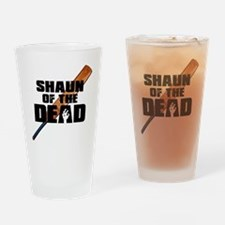 Shaun of the Dead Drinking Glass