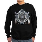 Winter Blue Dreamcatcher Sweatshirt (dark)
