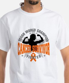 Leukemia Tough Survivor Shirt