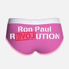 Ron Paul 2012 Women's Boy Brief