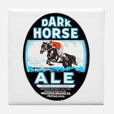 Michigan Beer Label 6 Tile Coaster