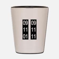 9/11 tenth Shot Glass