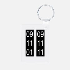 9/11 tenth Keychains